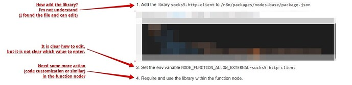 Socks5 support in http request node_ - Questions -