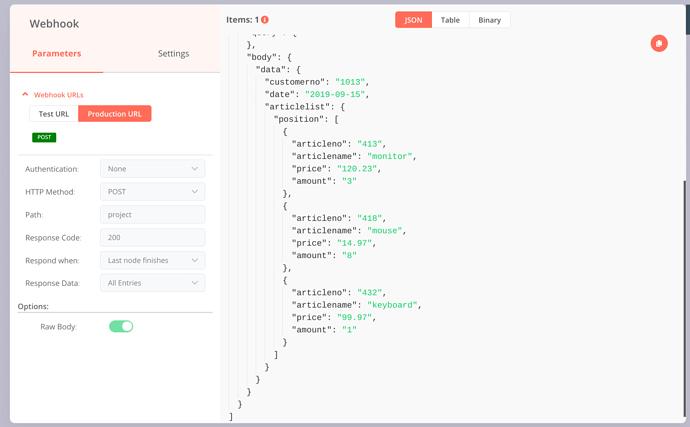 incoming-webhook-data